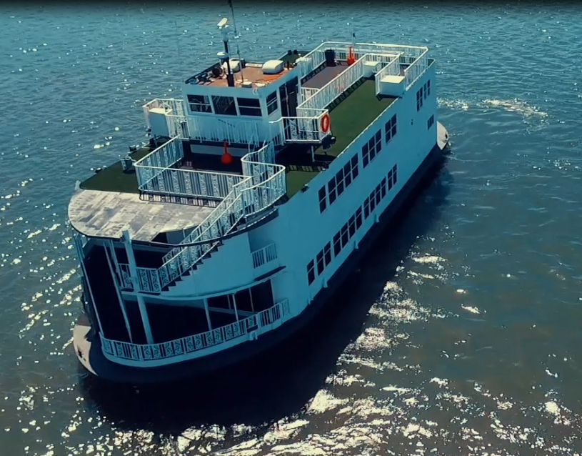 Paddle Wheel Queen - Midnight Cruise - Lower Deck Productions